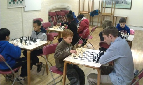 quote about chess, south east london chess club for children
