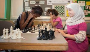 run chess for children in your school