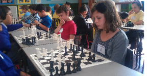 school junior chess tournament